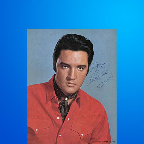 Elvis PresleyMusic Memorabilia Auctions - AuctionMemorabilia.com