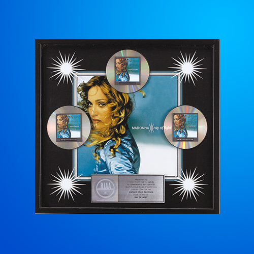 Madonna Music Memorabilia Auctions - AuctionMemorabilia.com