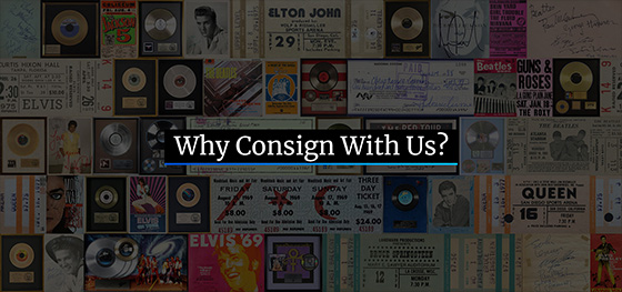 Why Consign With Us?
